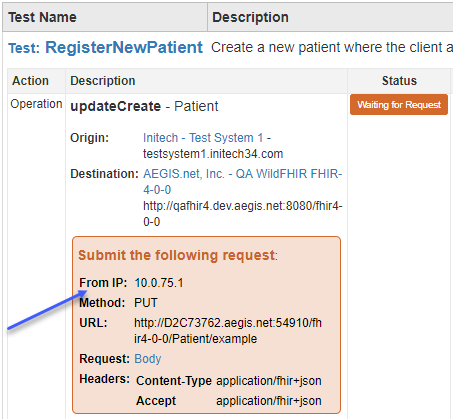Get Request With Body Example